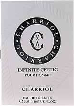 Charriol Infinite Celtic Pour Homme - Eau de Toilette (Probe)  — Bild N1