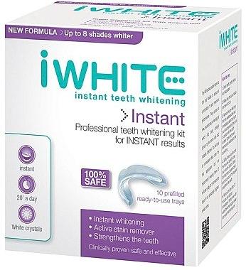 Bleichendes Zahnpflegeset - Sylphar Iwhite Instant 2 Professional Whitening System — Bild N1