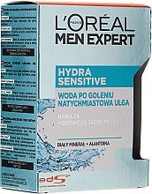 Düfte, Parfümerie und Kosmetik After Shave für empfindliche Haut - L'Oreal Paris Men Expert New