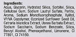 Aufhellende Zahnpasta - BlanX O3X Oxygen Power Pro Shine Whitening Toothpaste — Bild N4