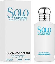 Luciano Soprani Solo Soprani - Eau de Toilette — Bild N2