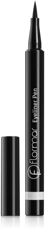 Wasserdichter Eyeliner - Flormar Eyeliner Pen — Bild N1