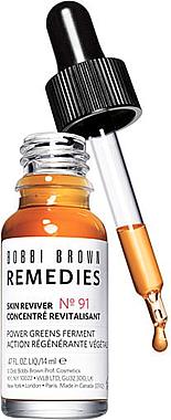 Verjüngendes Gesichtselixier - Bobbi Brown Super Greens Skin Immunity Remedy №91 — Bild N1