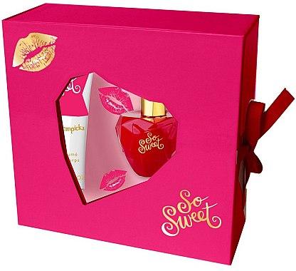 Lolita Lempicka So Sweet - Duftset (Eau de Parfum 50ml + Körperlotion 75ml) — Bild N1