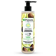 Düfte, Parfümerie und Kosmetik Energiespendender und pflegender Körperbalsam mit Avocado- und Arganöl - Paloma Body SPA Balsam