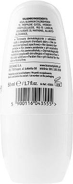 Deo Roll-on Antitranspirant für empfindliche Haut - AA Cosmetics Deo Anti-Perspirant Sensitive 24H — Bild N2
