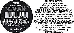 Cremige Puder-Foundation mit mattem Finish - Milani Conceal + Perfect Smooth Finish Cream To Powder — Bild N3