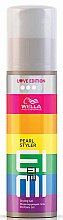 Düfte, Parfümerie und Kosmetik Modellierendes Haargel - Wella Professionals EIMI Pearl Styler Gel Love Edition