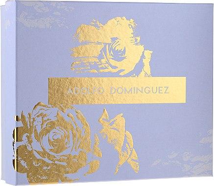 Adolfo Dominguez Agua Fresca de Rosas - Duftset (Eau de Toilette 120 ml + Eau de Toilette 30 ml) — Bild N1