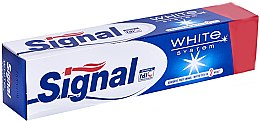 Düfte, Parfümerie und Kosmetik Zahnpasta White System - Signal White System Toothpaste