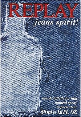 Replay Jeans Spirit! For Him - Eau de Toilette — Bild N2