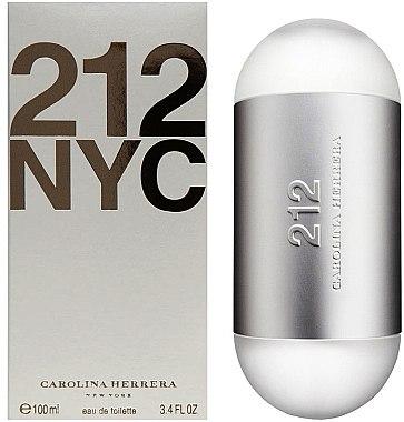 Carolina Herrera 212 NYC - Eau de Toilette — Bild N3