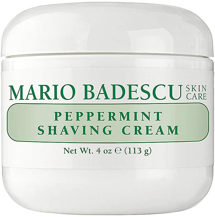 Rasiercreme mit Minze - Mario Badescu Peppermint Shaving Cream — Bild N3