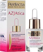 Düfte, Parfümerie und Kosmetik Anti-Aging Gesichtsessenz für Tages- und Nachtpflege - Dax Perfecta AZJAtica Day & Night Essence