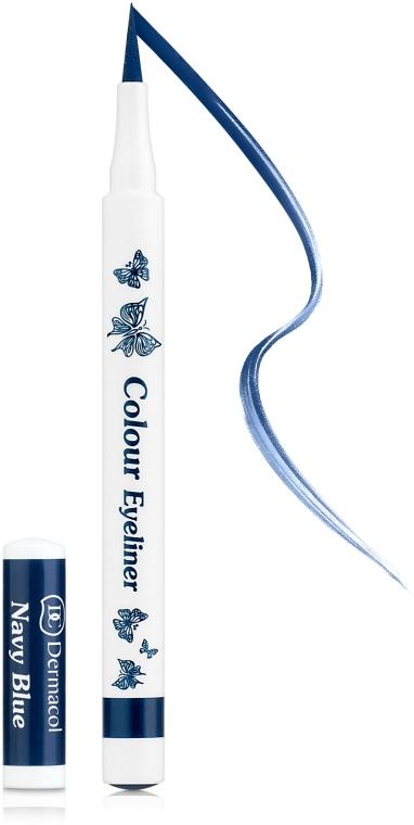 Eyeliner - Dermacol Colour Eyeliner — Bild N1