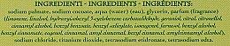 Naturseife Bergamotte und Gardenie - Saponificio Artigianale Fiorentino Capri Bergamot & Gardenia Soap — Bild N3