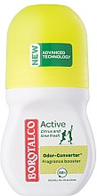 Düfte, Parfümerie und Kosmetik Deo Roll-on Antitranspirant - Borotalco Active