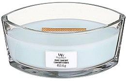 Düfte, Parfümerie und Kosmetik Duftkerze im Glas Pure Comfort - Woodwick Hearthwick Flame Ellipse Candle Pure Comfort