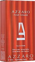Düfte, Parfümerie und Kosmetik Azzaro Pour Homme Limited Edition - Eau de Toilette