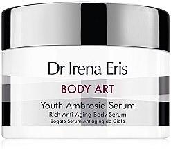 Düfte, Parfümerie und Kosmetik Reichhaltiges Anti-Aging Körperserum - Dr Irena Eris Body Art Youth Ambrosia Serum