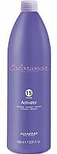 Düfte, Parfümerie und Kosmetik Entwicklerlotion 4.5% - Alfaparf Color Wear Activator 15 vol. 4,5%