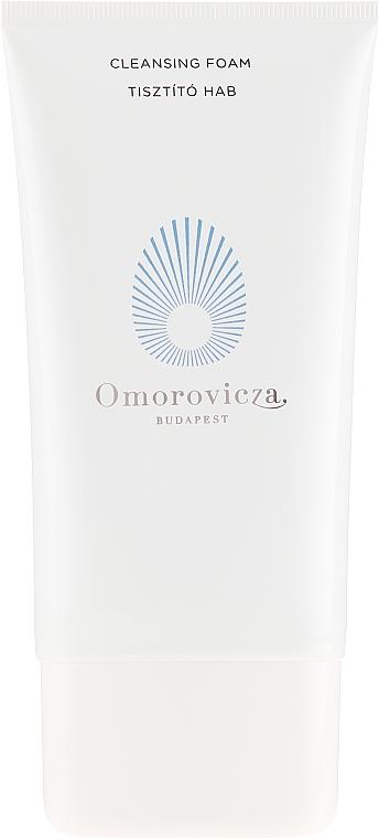 Erfrischender Gesichtsreinigungsschaum mit Apfelpektin und Lupineneiweiß - Omorovicza Cleansing Foam — Bild N2