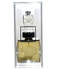Düfte, Parfümerie und Kosmetik Lalique Lalique Pour Homme - Duftset (Eau de Parfum/75ml + Mini/4,5ml)