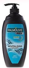 Revitalisierendes Haar&Körper Duschgel - Palmolive Naturals — Bild N2