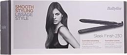 Düfte, Parfümerie und Kosmetik Haarglätter ST255E - BaByliss ST255E Sleek Finish 230
