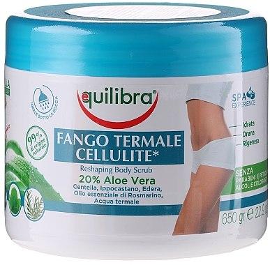 Anti-Cellulite Thermalschlamm mit Aloe Vera - Equilibra Thermal Mud Cellulite — Bild N4