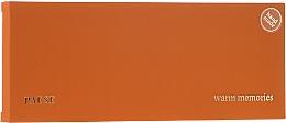 Düfte, Parfümerie und Kosmetik Lidschattenpalette - Paese Warm Memories Eyeshadow Palette