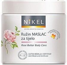 Düfte, Parfümerie und Kosmetik Rosenbutter für den Körper - Nikel Rose Butter