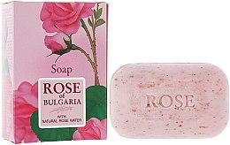 Düfte, Parfümerie und Kosmetik Naturseife mit Rosenwasser - BioFresh Rose of Bulgaria Soap