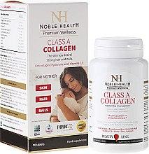Düfte, Parfümerie und Kosmetik Nahrungsergänzungsmittel Kollagen für Mütter für schöne Haut, Haare und Nägel - Noble Health Premium Wellnes Classa Collagen