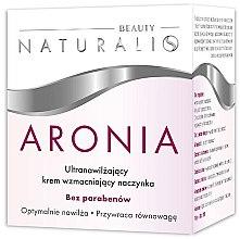 Düfte, Parfümerie und Kosmetik Anti-Falten Gesichtscreme für Haut mit erweiterten Kapillaren - Naturalis Aronia Cream