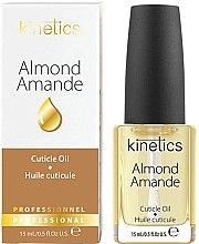 Düfte, Parfümerie und Kosmetik Nagelhautöl mit Mandel - Kinetics Almond Cuticle Oil