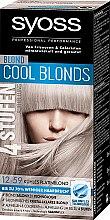 Düfte, Parfümerie und Kosmetik Haarfarbe - Syoss Blond Cool Blonds