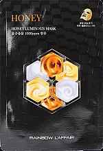 Düfte, Parfümerie und Kosmetik Tuchmaske für das Gesicht mit Honig - Rainbow L'Affair Honey Mask