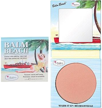 Gesichtsrouge - theBalm Balm Beach Blush — Bild N1