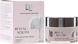 Düfte, Parfümerie und Kosmetik Antioxidative Tagescreme SPF 20 - AA Cosmetics Reveal Youth Antioxidant Face Cream SPF20