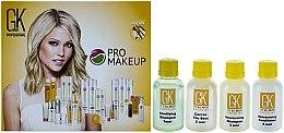 Düfte, Parfümerie und Kosmetik Haarpflegeset - GKhair Kit (Shampoo 44ml + Conditioner 44ml + Shampoo 44ml + Shampoo 44ml)