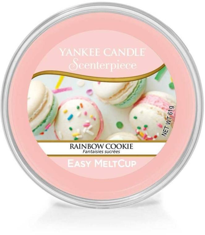 Tart-Duftwachs Rainbow Cookie - Yankee Candle Rainbow Cookie Melt Cup — Bild N1