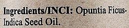 Feigenkaktusöl für das Gesicht - Oleiq — Bild N3