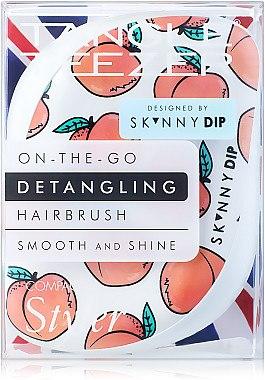 Haarbürste - Tangle Teezer Compact Styler Cheeky Peach — Bild N2