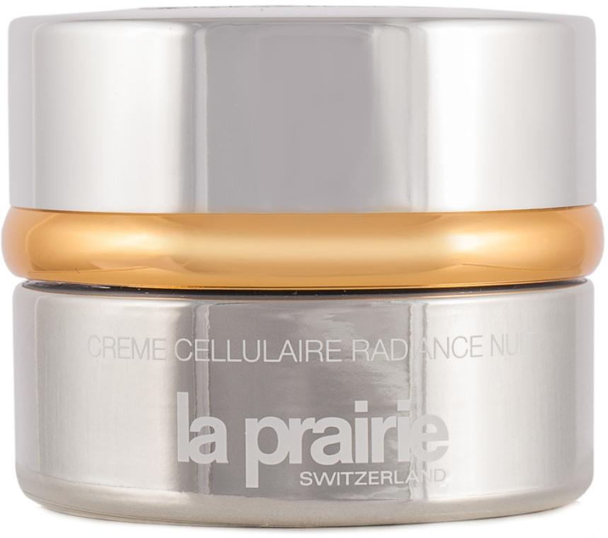 Erneuernde und feuchtigkeitsspendende Nachtcreme - La Prairie Radiance Cellular Night Cream — Bild N1