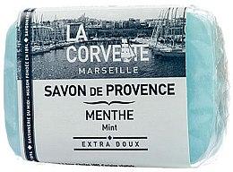 Düfte, Parfümerie und Kosmetik Seife Minze - La Corvette Provence Soap Mint