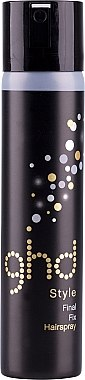 Fixierendes Haarstylingspray - Ghd Final Fix Hairspray — Bild N1