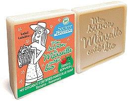 Düfte, Parfümerie und Kosmetik Bio Seife mit Tomaten und Rosmarin 2 St. - Secrets De Provence My Marseille Soap Tomato-Rosemary (2x100g)