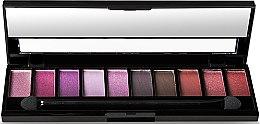 Düfte, Parfümerie und Kosmetik Lidschattenpalette - Gabriella Salvete Palette 10 Shades