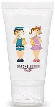 Düfte, Parfümerie und Kosmetik Natürliche Flüssigseife mit Vitamin E und Kamille für Hände, Intimhygiene und Gesicht - Bubble&Co Bio Baby Minitaglia